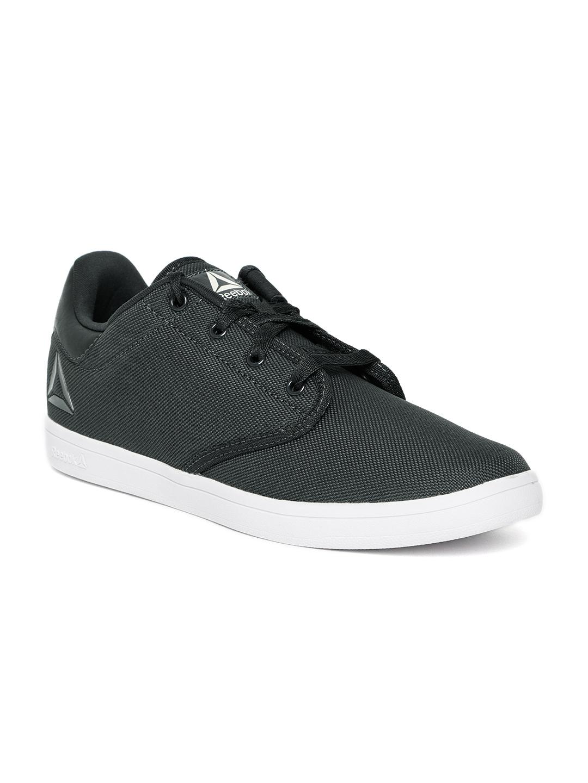 f511a3229 Buy Reebok Men Charcoal Grey Tread Fast Walking Shoes - Sports Shoes ...
