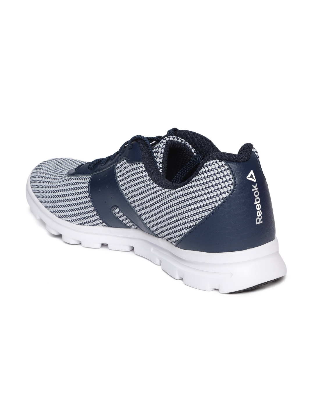 a361ea3b3fa Buy Reebok Men White RUNTHUSIASTIC Running Shoes - Sports Shoes for ...