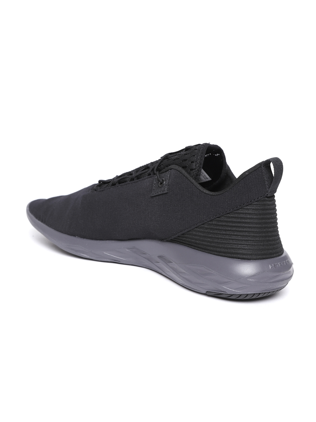 05d8f47f0 Buy Reebok Men Black Astro Flex & Fold Walking Shoes - Sports Shoes ...