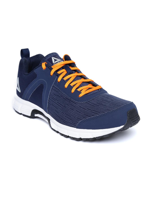 cc0ee2358c6a26 Buy Reebok Men Navy Blue Performance Pro LP Running Shoes - Sports ...