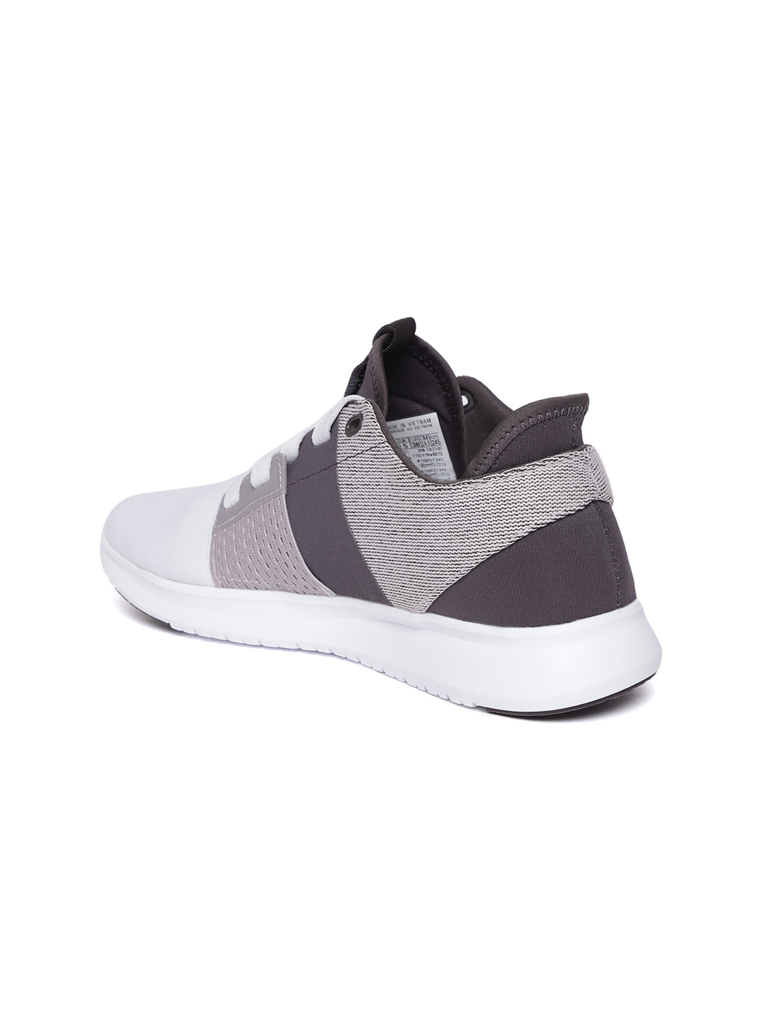 1e5b7964a Buy Reebok Women Off White   Purple Trilux Running Shoes - Sports ...