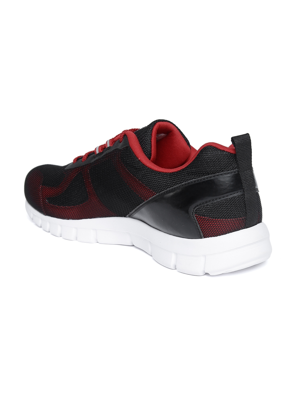 9d5cf7f2ccc Buy Reebok Men Black   Red Super Lite 2.0 Running Shoes - Sports ...