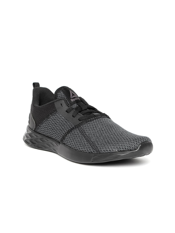 0f202b97ca5a Buy Reebok Women Charcoal Grey ASTRORIDE Strike Running Shoes ...