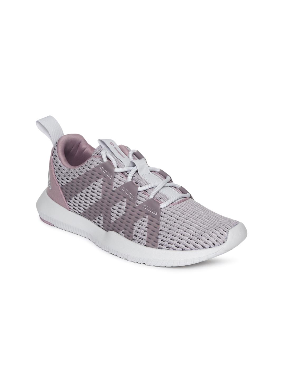 fb01345d2f1a Buy Reebok Women Mauve REAGO Training Shoes - Sports Shoes for Women ...