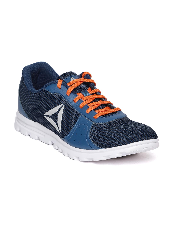 d056fcca32ee41 Buy Reebok Men Navy Blue Running Shoes - Sports Shoes for Men ...