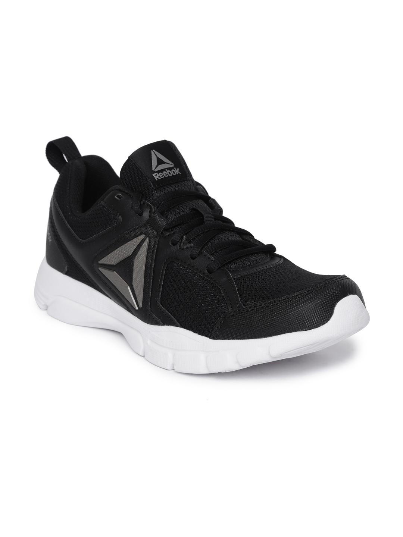 30bc65db47f0 Buy Reebok Men Black 3D Fusion Training Shoes - Sports Shoes for Men ...