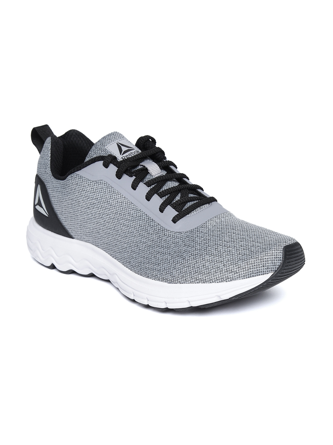 0d2ce16c9899a1 Buy Reebok Men Grey   Black Avid Runner LP Shoes - Sports Shoes for ...