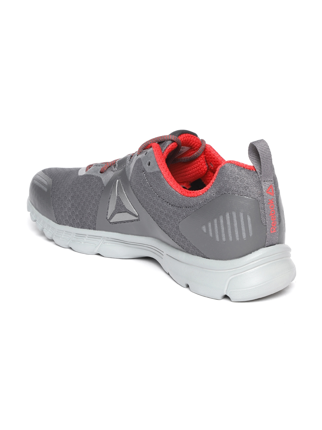 640c94a1ab7a80 Buy Reebok Men Grey Supreme 4.0 Running Shoes - Sports Shoes for Men ...