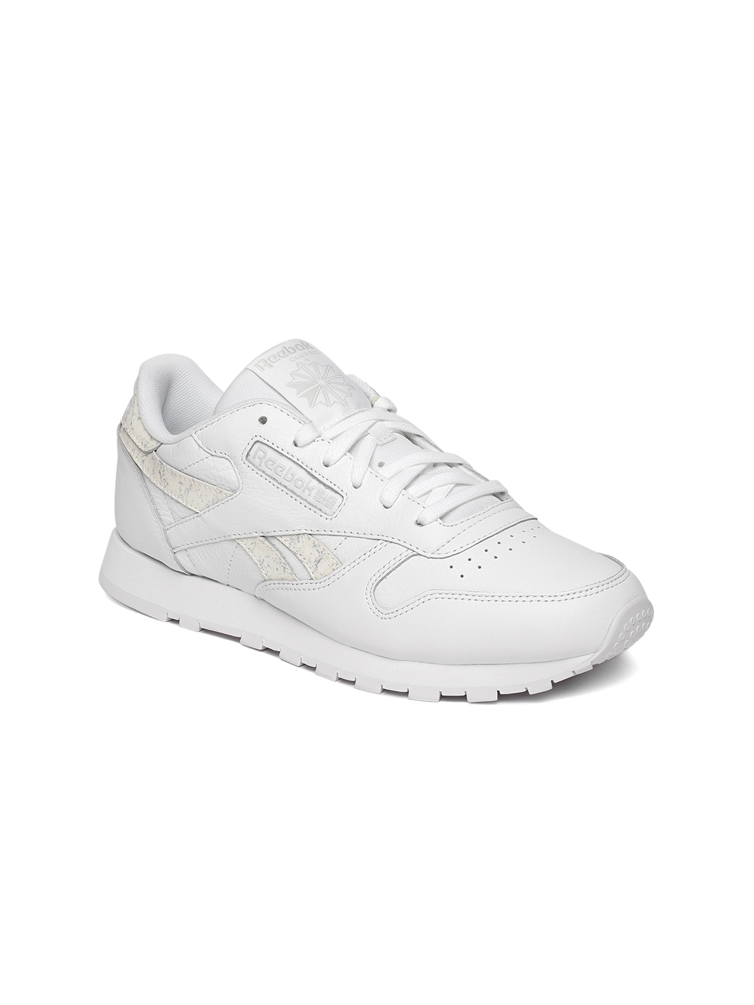f80c8b29181ca0 Buy Reebok Classic Leather Women White Sneakers - Casual Shoes for ...