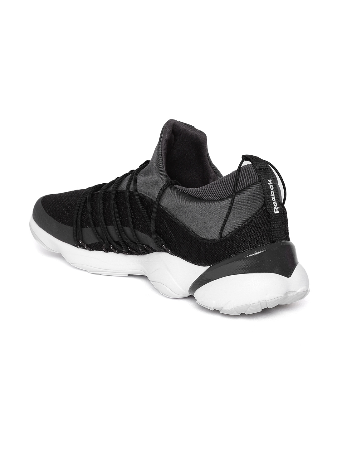 9f9fdcc4855a Buy Reebok Classic Unisex Black DMX Fusion Lite Sneakers - Casual ...
