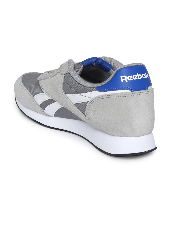 c0b378cfefa Buy REEBOK Classic Men Grey ROYAL CL JOGGER Running Shoes - Sports ...