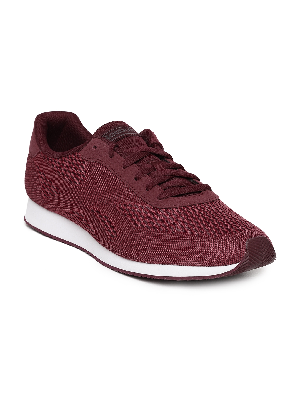 d21245c0c15 Buy Reebok Classic Men Burgundy Royal Classic Jog 2PX Sneakers ...
