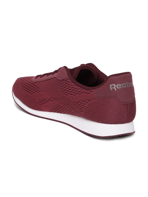 15a8372c577ff Buy Reebok Classic Men Burgundy Royal Classic Jog 2PX Sneakers ...