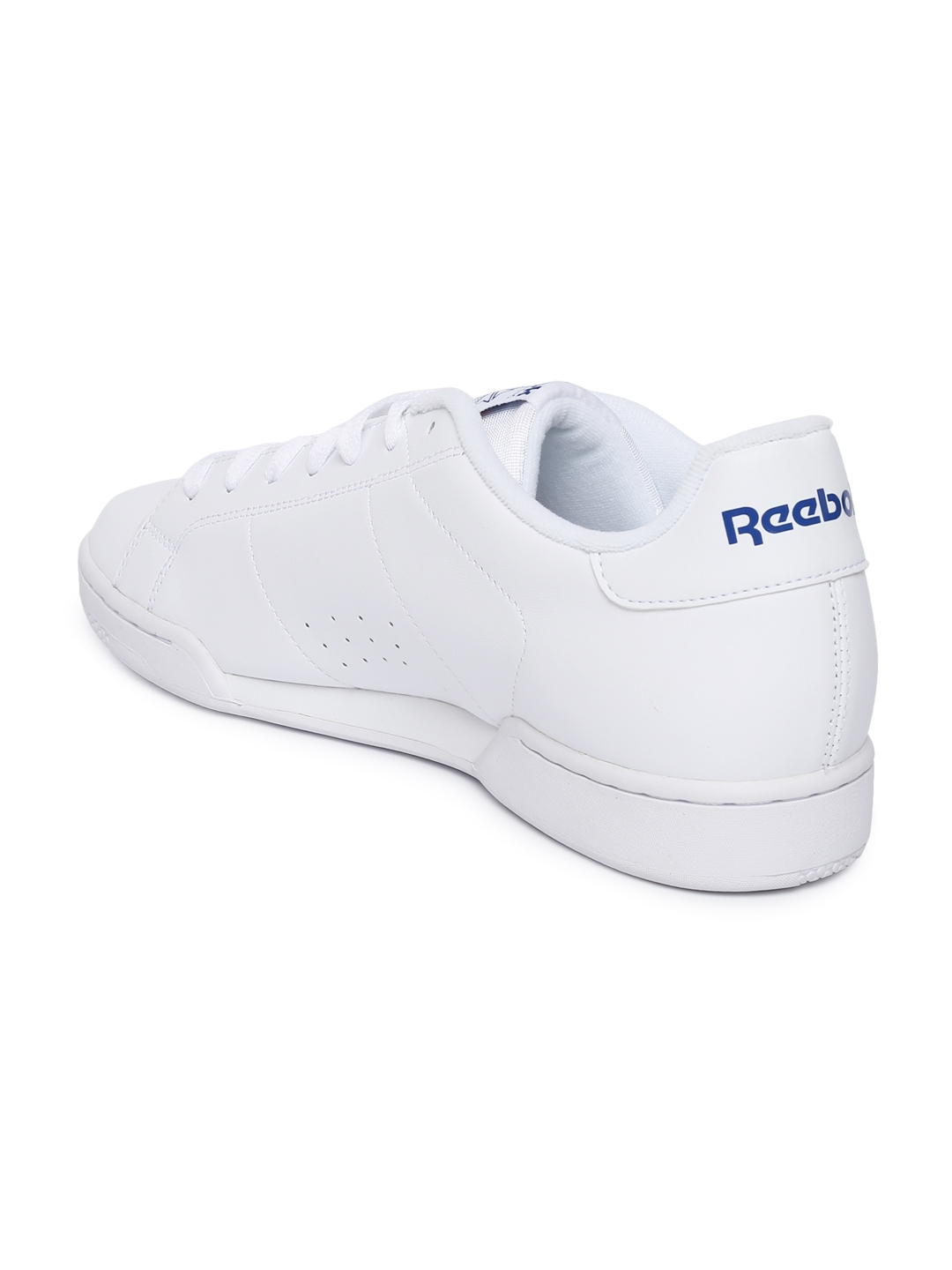 6e8ad85dd6668 Buy Reebok Classic Men White NPC II Sneakers - Casual Shoes for Men ...