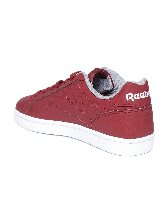ea00e327a655 Buy Reebok Classics Men Maroon Royal Complete CLN Sneakers - Casual ...