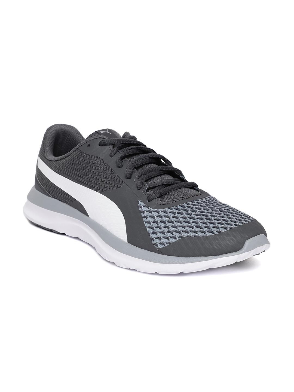 sugerir comentarista Abstracción  Buy Puma Men Black Flex T1 Reveal Sneakers - Casual Shoes for Men 6937031 |  Myntra