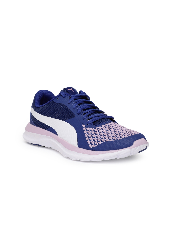 d12bd7536197 Buy Puma Women Blue   Pink Flex T1 Reveal Sneakers - Casual Shoes ...