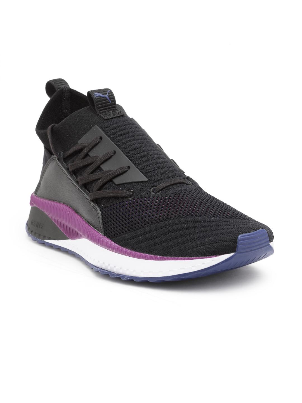 43e5490fe483 Buy Puma Men Black TSUGI Jun Colourshift Sneakers - Casual Shoes for ...