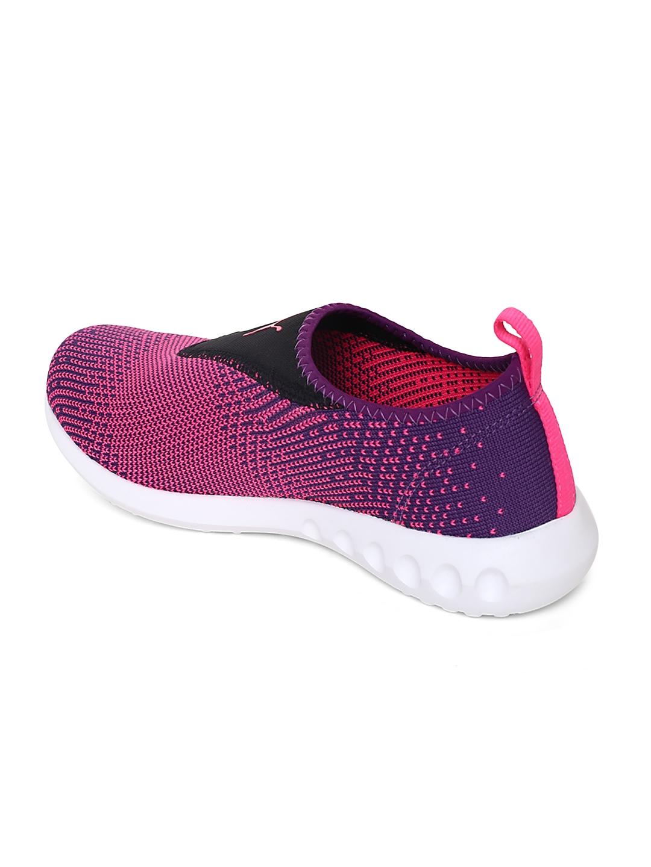 59877645360f8c Buy Puma Women Pink   Purple Carson 2 Slip On IDP Running Shoes ...