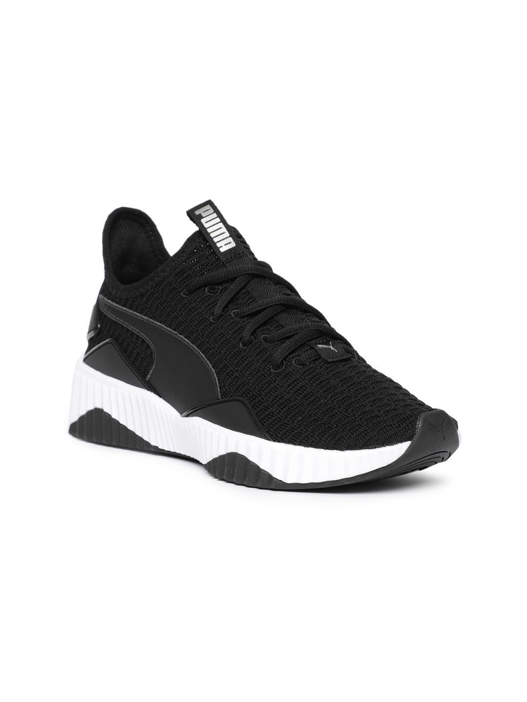 Buy Puma Women Black Defy Wn s Training Shoes - Sports Shoes for ... 3fc50e70c