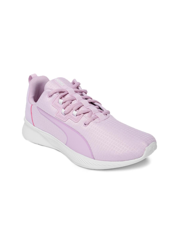 Buy Puma Women Pink Tishatsu Runner