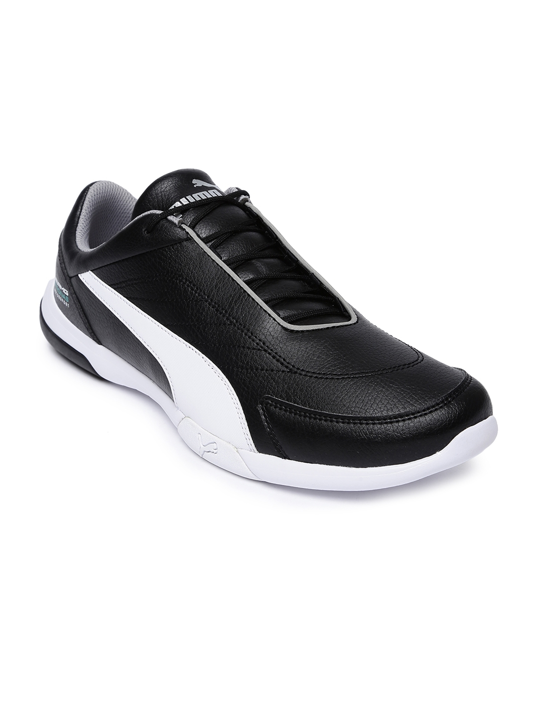 0657f9f496b Buy Puma Men Black MAPM Kart Cat III Sneakers - Casual Shoes for Men ...