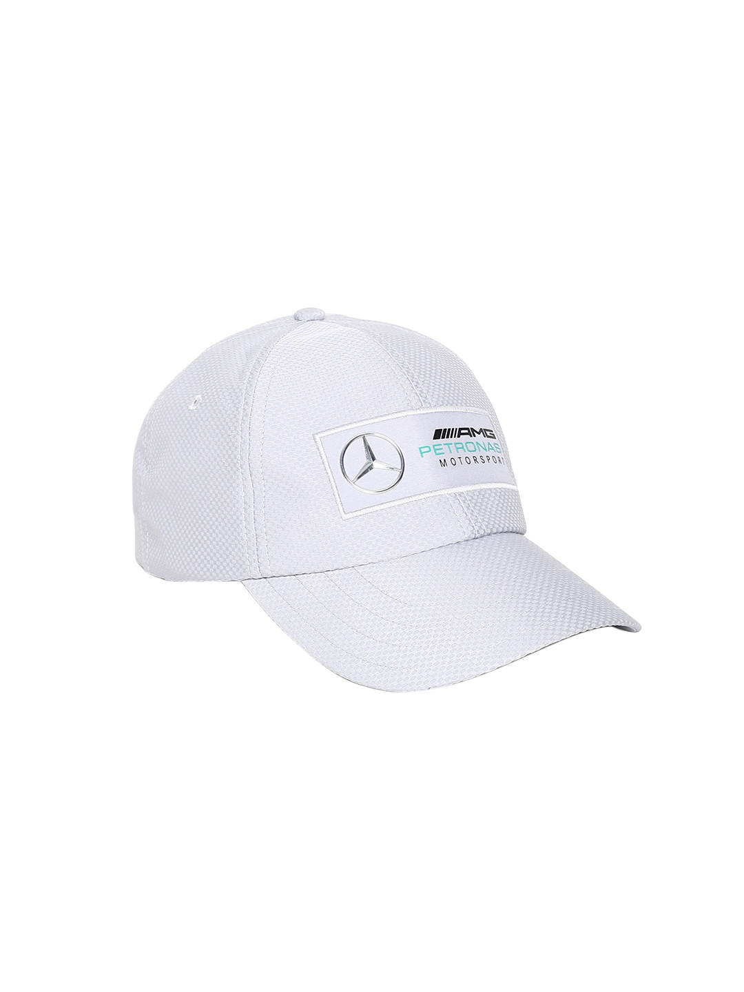 Buy Puma Unisex Silver Toned Solid Baseball Cap - Caps for Unisex ... 7f855fdeb034