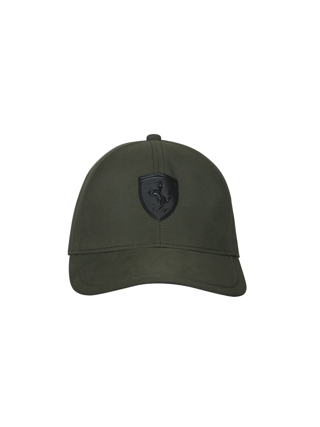 3092e7a9f1e Buy Puma Unisex Olive Green Solid SF LS Baseball Cap - Caps for ...