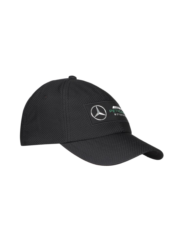 Buy Puma Unisex Black Printed MAPM Baseball Cap - Caps for Unisex ... 5d3badebdb0