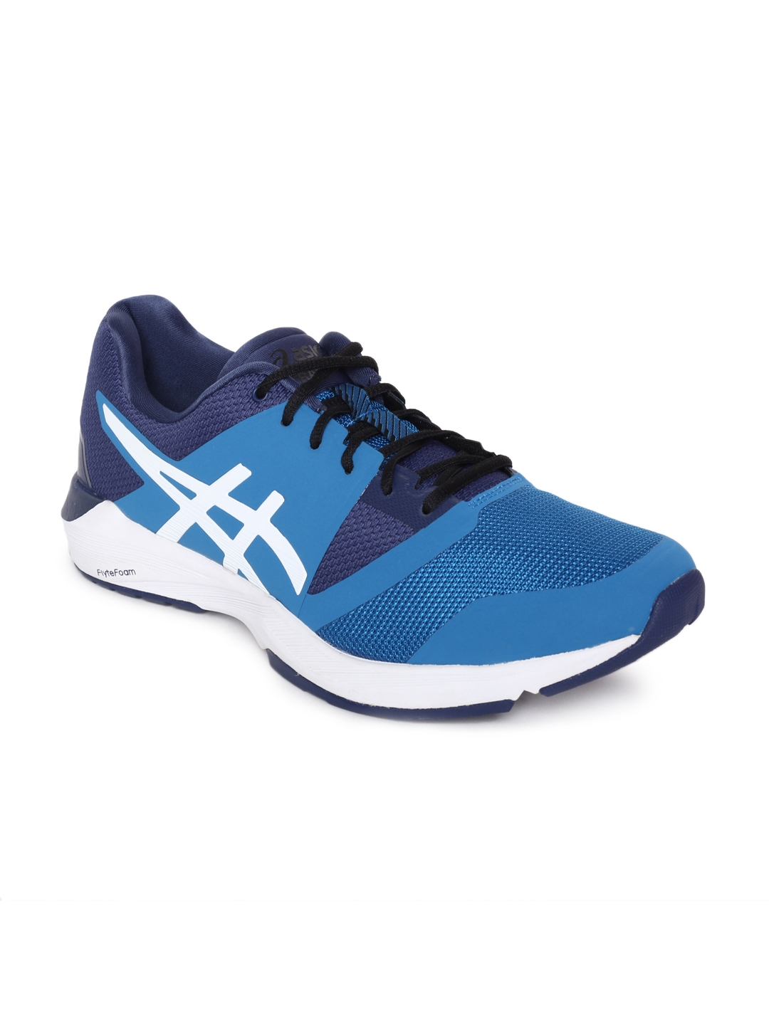 b70e632eba7764 Buy ASICS Men Blue Gel Quest FF Training Shoes - Sports Shoes for ...