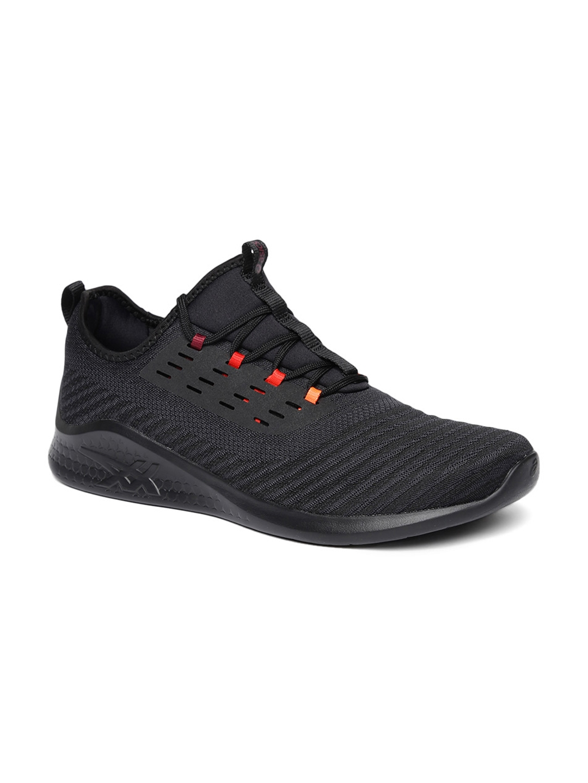 Black FuzeTORA TWIST Running Shoes
