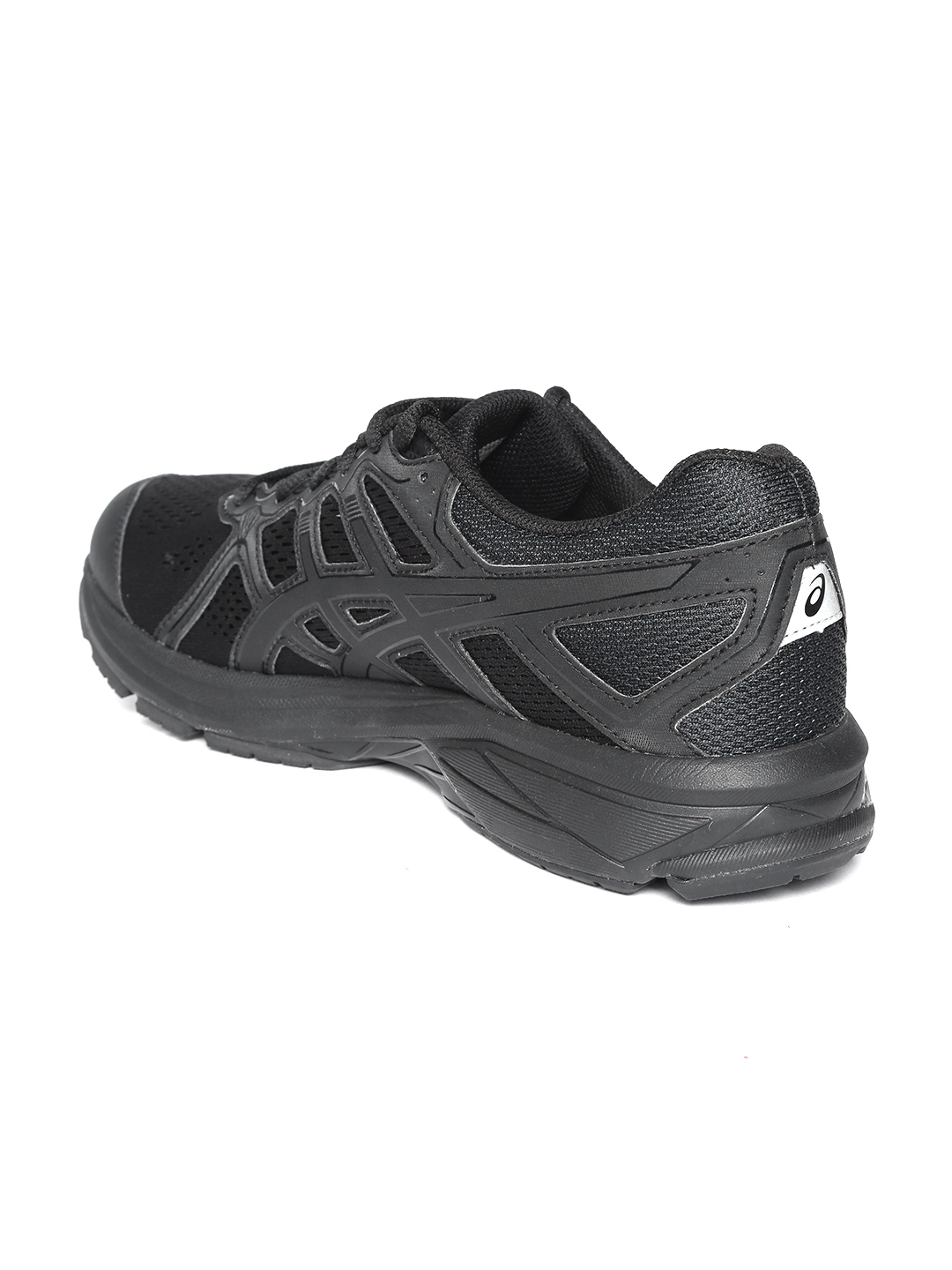 a8cce163e80 Buy ASICS Men Black GEL SILEO Running Shoes - Sports Shoes for Men ...