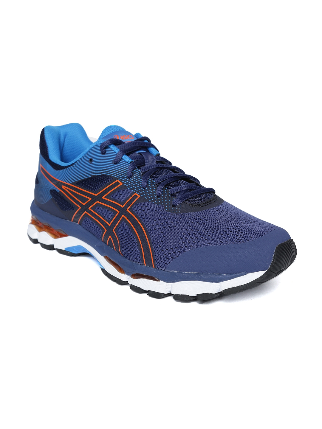 d0b010dac650 Buy ASICS Men Navy Blue Gel Superion 2 Running Shoes - Sports Shoes ...