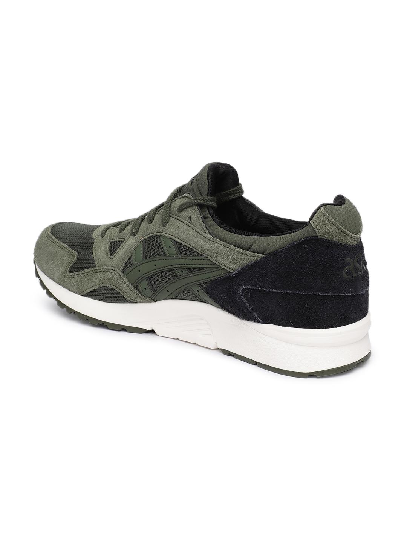 399072d71f69 Buy ASICS Tiger Men Olive Green GEL LYTE V Sneakers - Casual Shoes ...