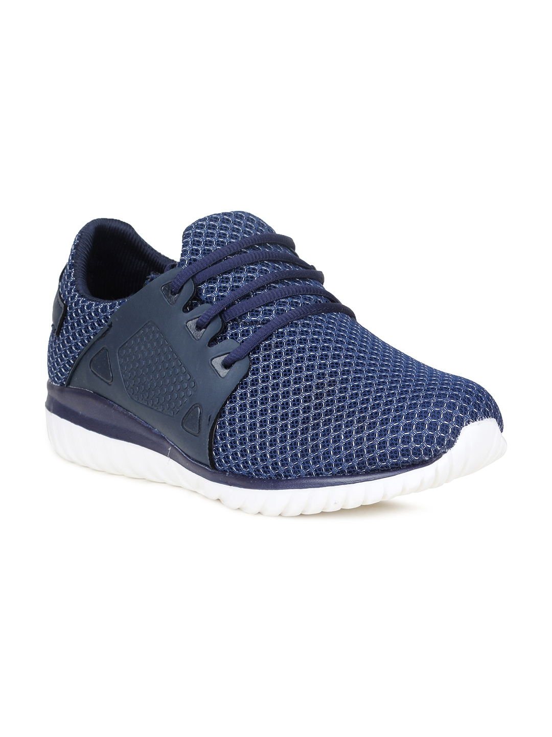 dde7463f9d5dbc Buy Columbus Men Navy Blue Running Shoes - Sports Shoes for Men ...