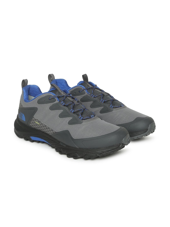 372eefedc12 The North Face Men Grey Solid Ultra Fastpack III GTX Waterproof Hiking Shoes