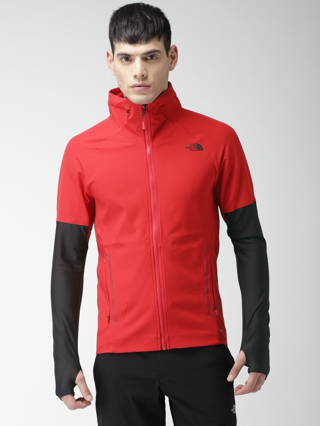 a7f83cce7b Buy The North Face Red Asian Active Fit M FAST HIKE HYBRID Sporty ...