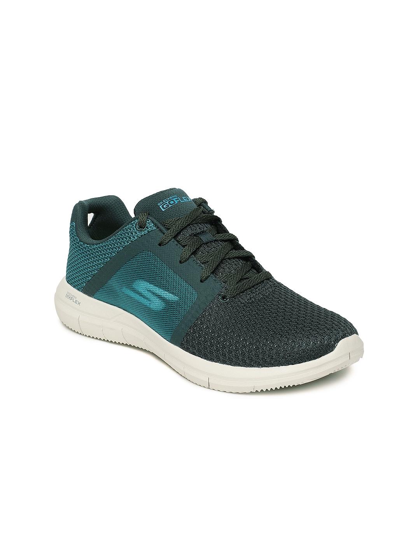 841380f9259a Buy Skechers Women Green GO FLEX 2 Walking Shoes - Sports Shoes for ...