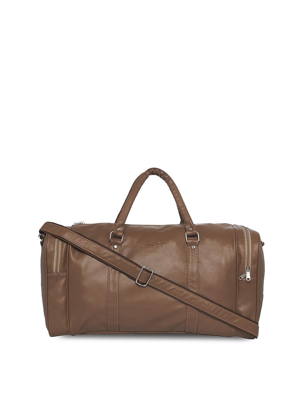 MBOSS Brown Duffel Travel Bag