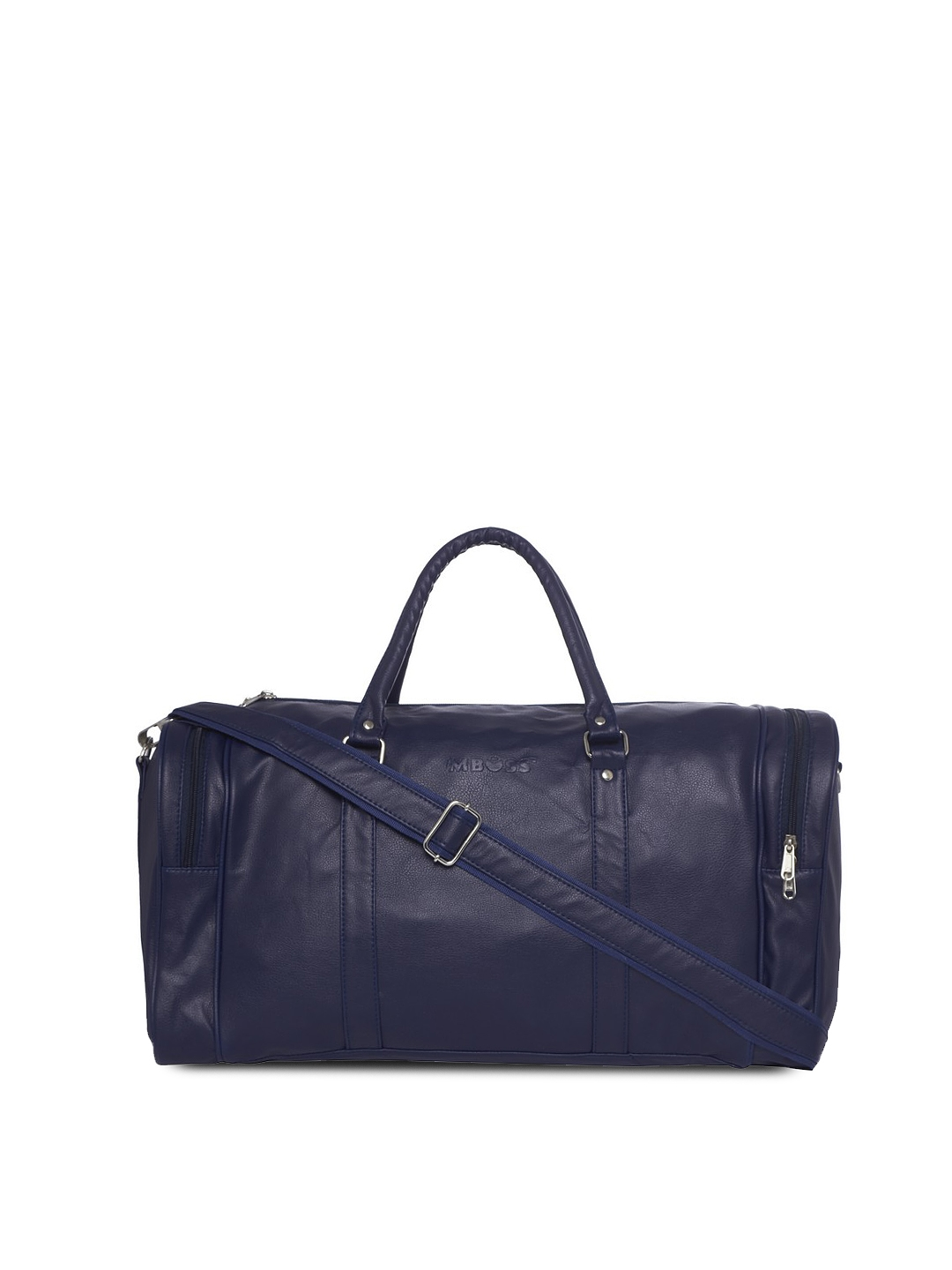 MBOSS Navy Blue Duffel Travel Bag