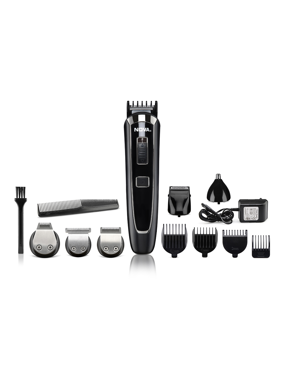 NOVA Men NG 1150 Corded   Cordless Grooming Kit