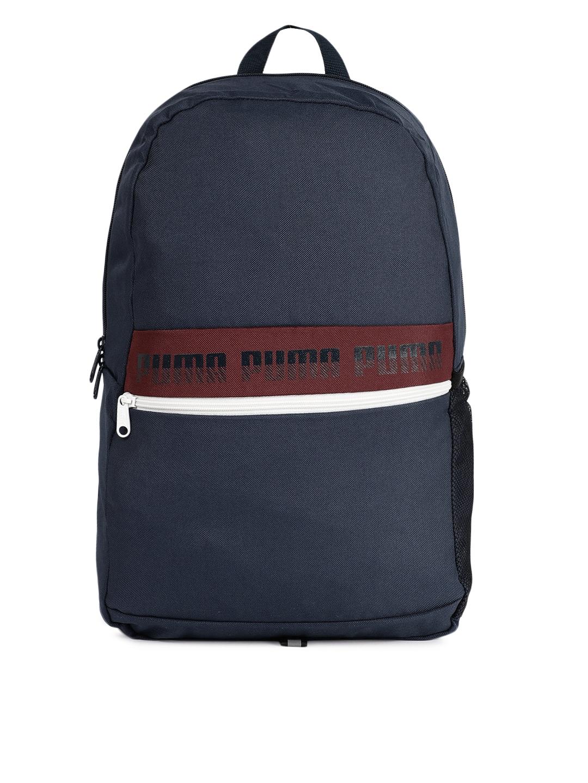 c042f62c02 Buy Puma Unisex Navy Blue Phase Laptop Backpack - Backpacks for ...