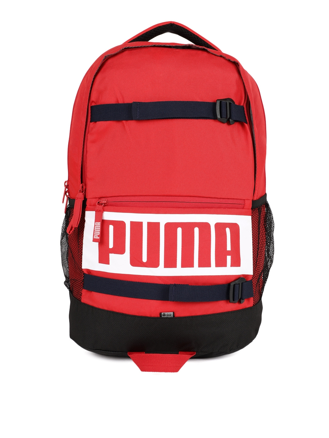 Puma Unisex Red Deck Laptop Backpack