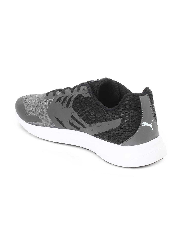 ff1b9eb6c7c Buy Puma Men Grey Running Gamble XT IDP Shoes - Sports Shoes for Men ...