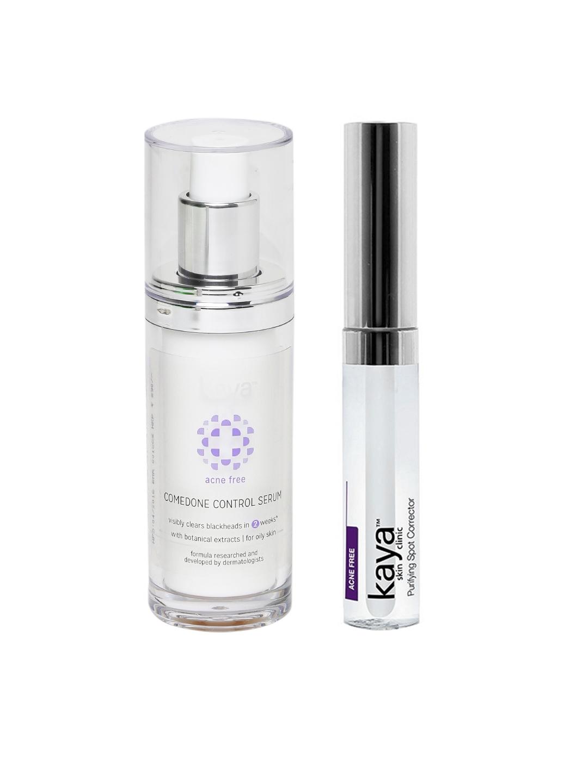Kaya Skin Clinic Unisex Pack of 2 Beauty Kits