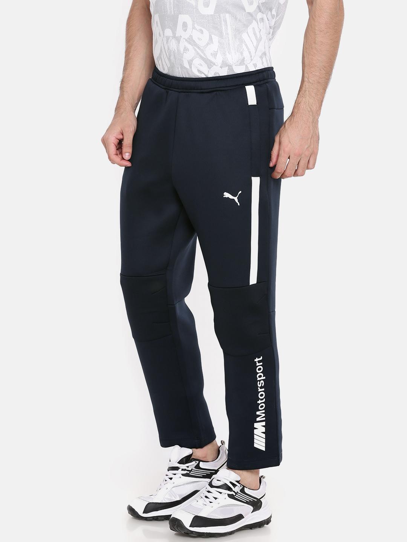 1d24aca7f30b Buy Puma Black BMW MMS Life Sweat Track Pants - Track Pants for Men ...