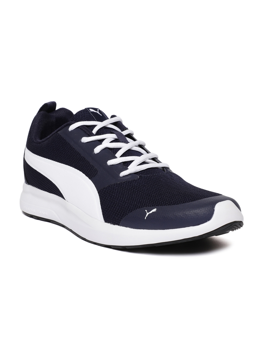 985dd216e9d730 Buy Puma Unisex Navy Blue Breakout IDP Sneakers - Casual Shoes for ...