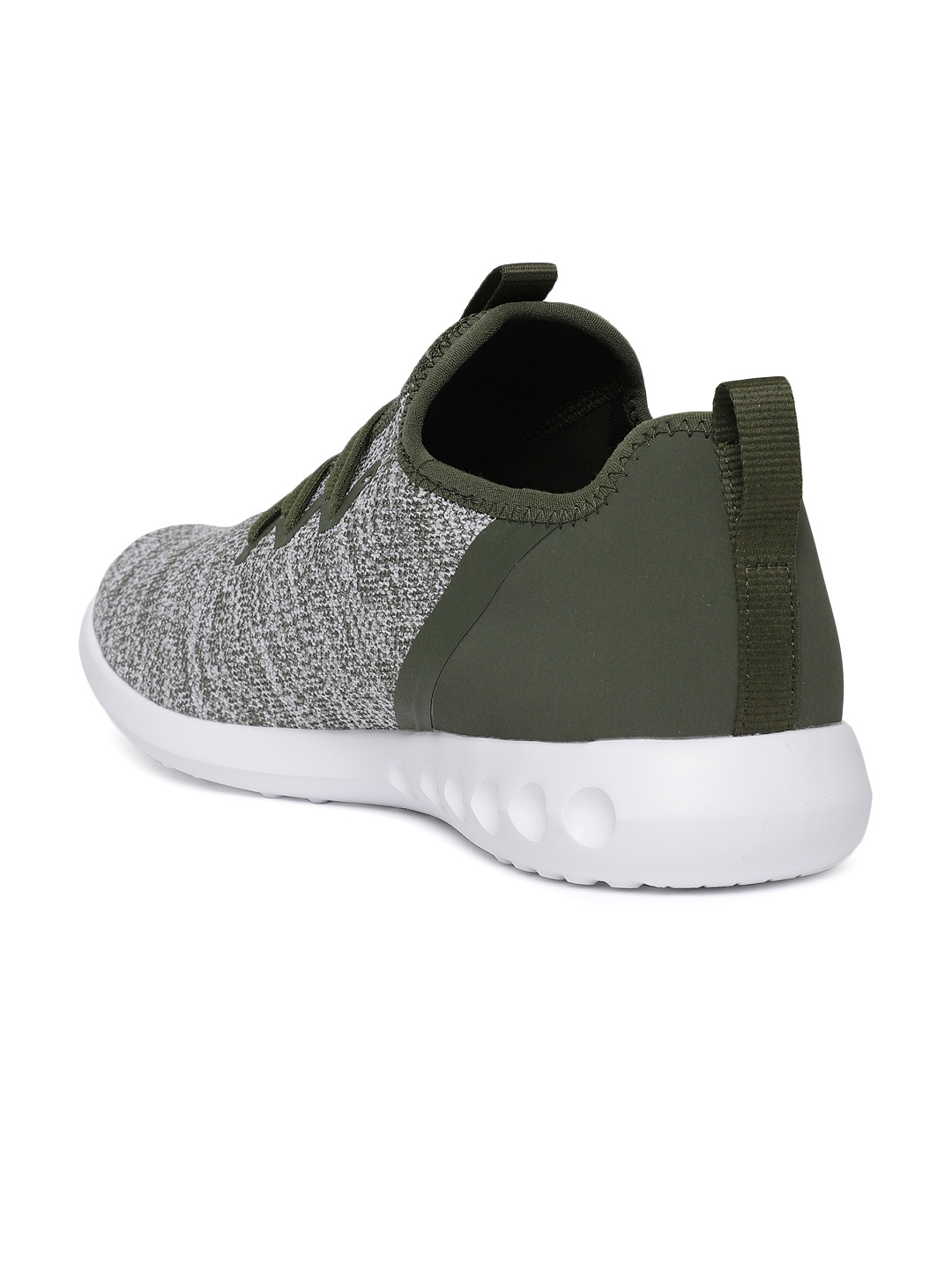 Buy Puma Men Olive   White Carson 2 X Knit Running Shoes - Sports ... 0d7f04f88