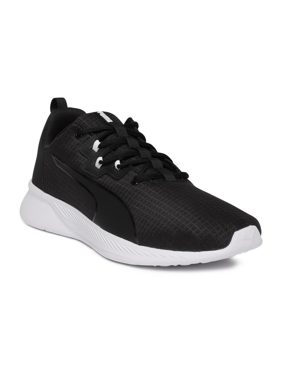 65ff78ee551 Buy Puma Men Black Tishatsu Runner Running Shoes - Sports Shoes for ...