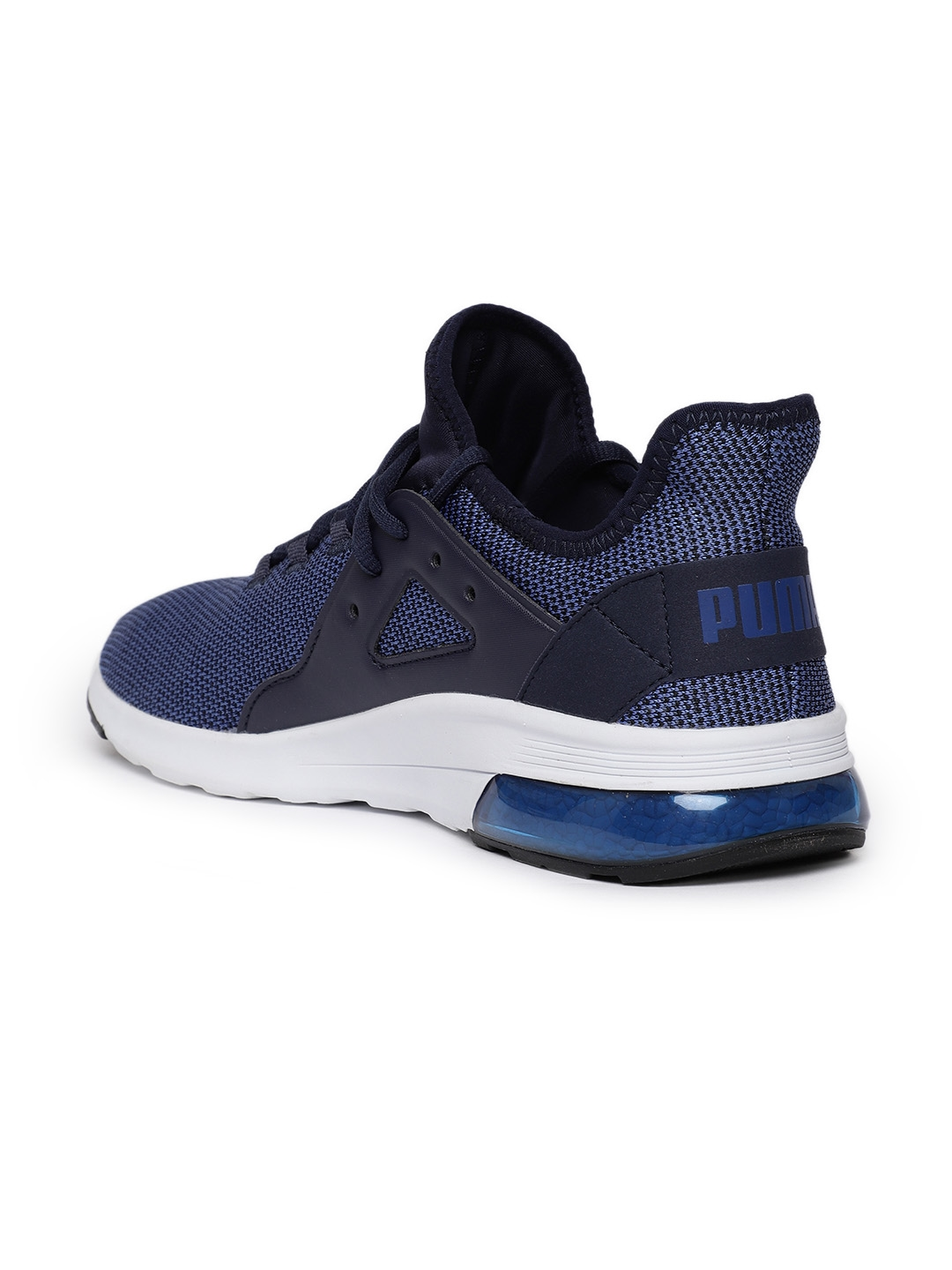 d821c5ae782 Buy Puma Men Navy Blue Electron Street Knit Casual Shoes - Casual ...